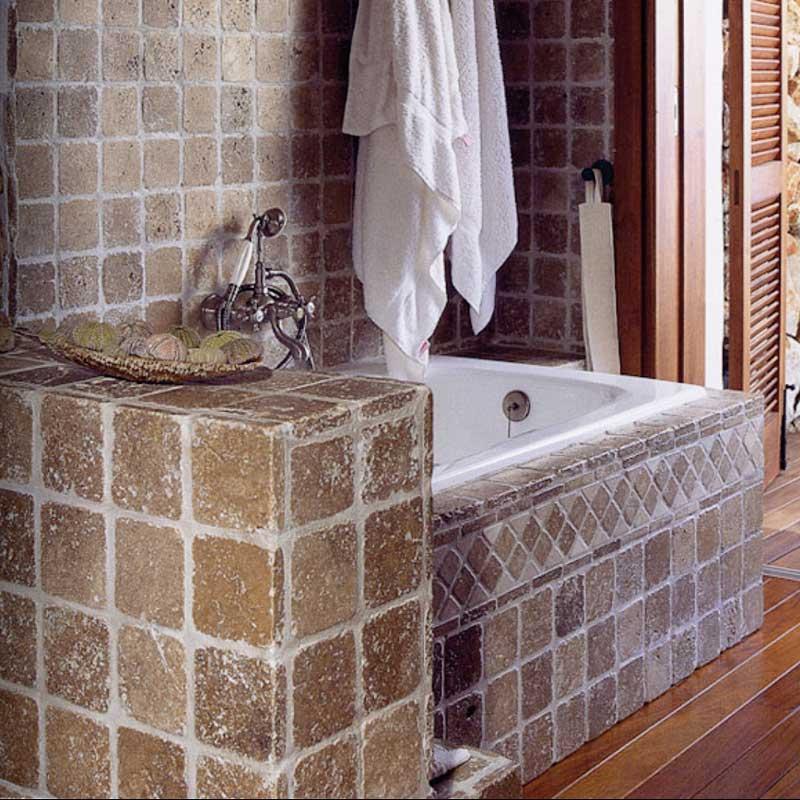 Naturstein Wandverkleidung für Ihr Bad