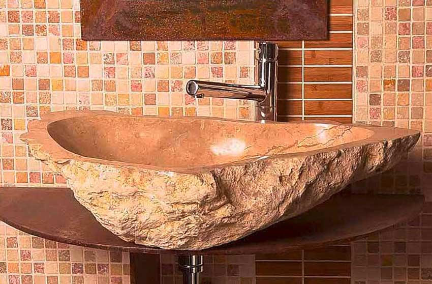 Stein Design Waschtisch